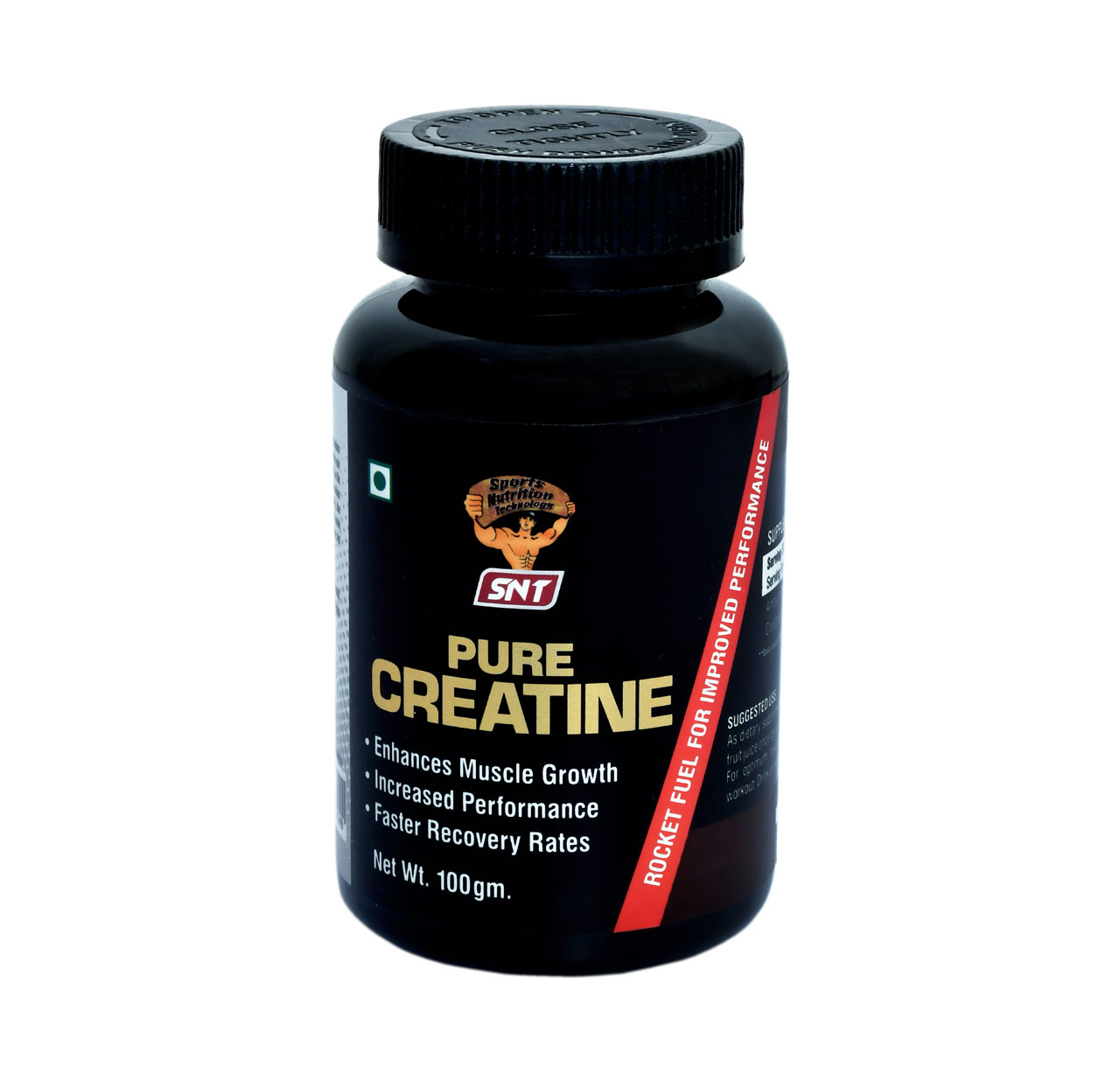 SNT Pure Creatine Enchances Muscle Growth – Snt